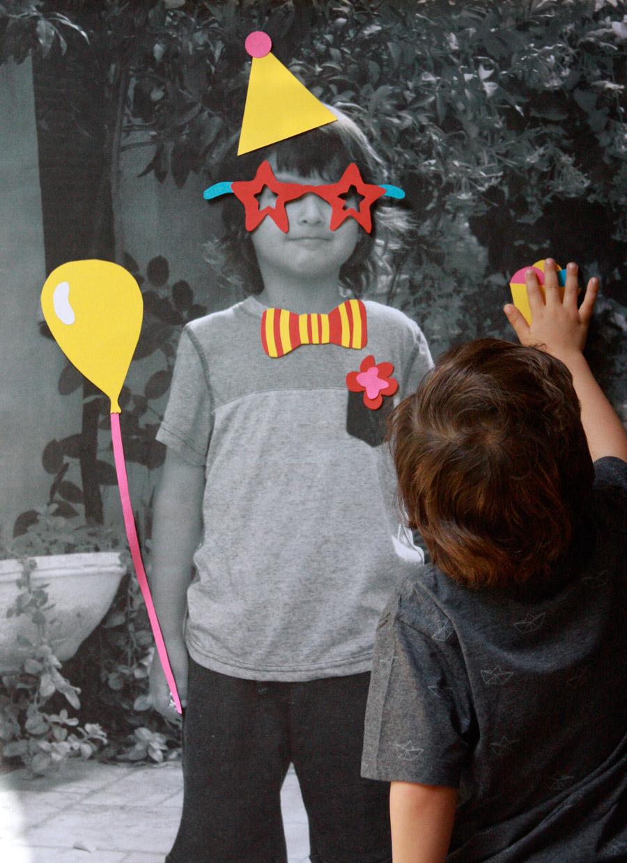 משחק יום הולדת הדבק את הזנב | הבלוג סימני דרך | naamasimanim.co.il