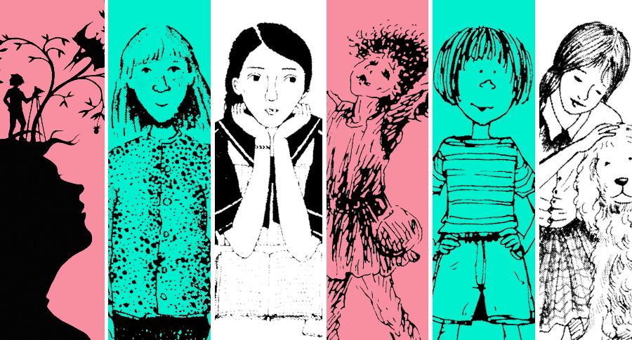 שבוע הספר | גיבורות ספרי ילדים | בלוג סימני דרך | naamasimanim.co.il