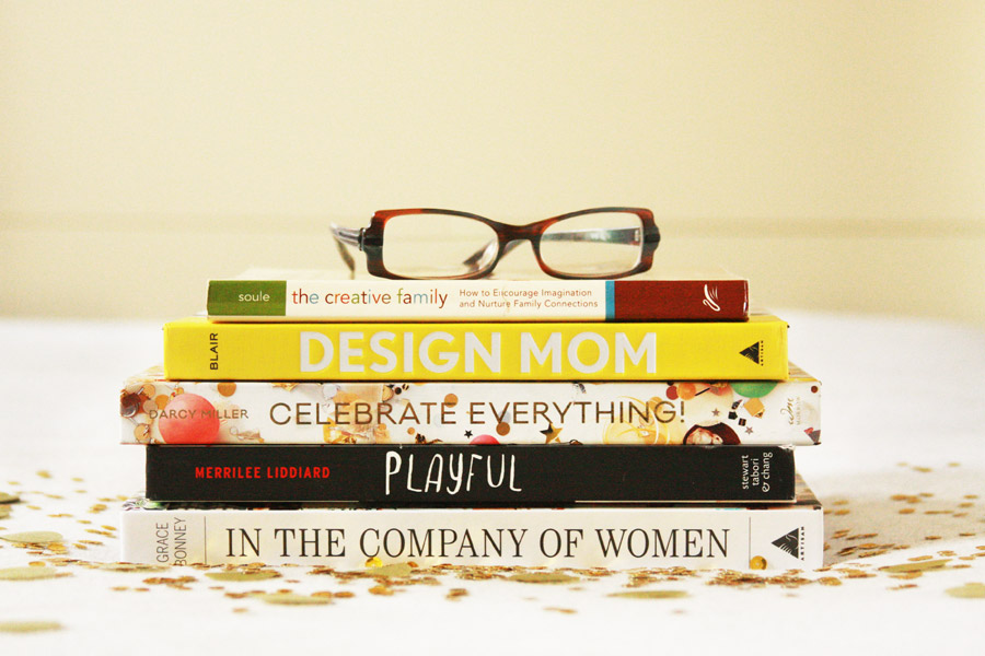 ספרי עיצוב | ספרים של בלוגריות | בלוג סימני דרך | naamasimanim.co.il