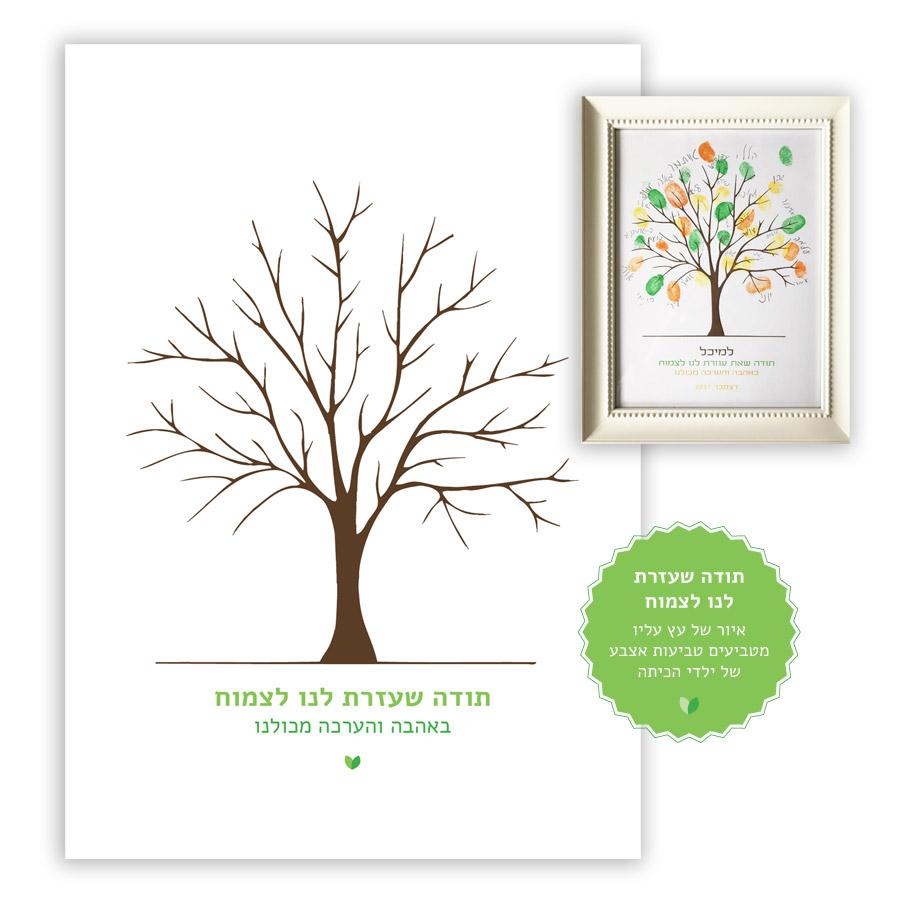 מתנה למורה לסוף שנה | קבצים להורדה במתנה | תמונה תודה שעזרת לנו לצמוח | מתנה למורה שאפשר להכין לבד | diy מתנה למורה | בלוג סימני דרך | naamasimanim.co.il