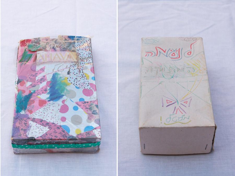 קפסולת זמן משפחתית | מכתבי ילדות | בלוג ״סימני דרך״ | naamasimanim.co.il