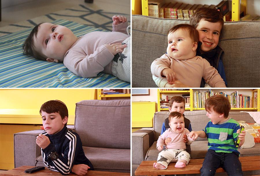 האחים לבית שלו | מתנה ללידה | מתנה לתינוקת חדשה | naamasimanim.co.ilבלוג סימני דרך |