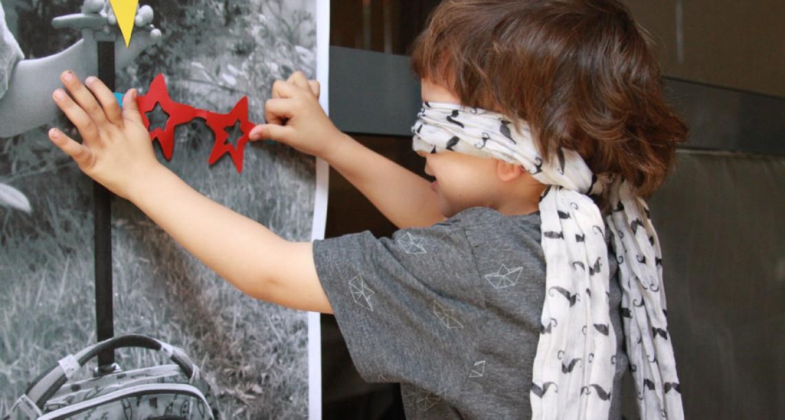 משחק יום הולדת: הדבק את הזנב – הגרסה המשודרגת