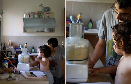 לבשל עם אבא: מתנה מקסימה לבן זוג בשלן