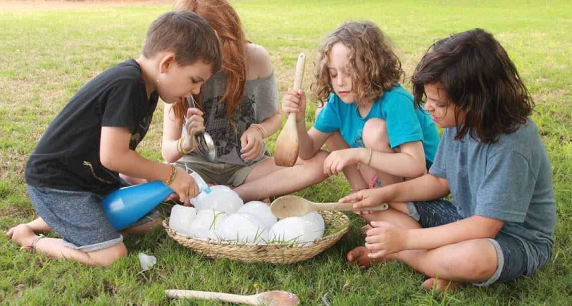 פעילות לילדים בחופש הגדול: חוקרי הדינוזאורים
