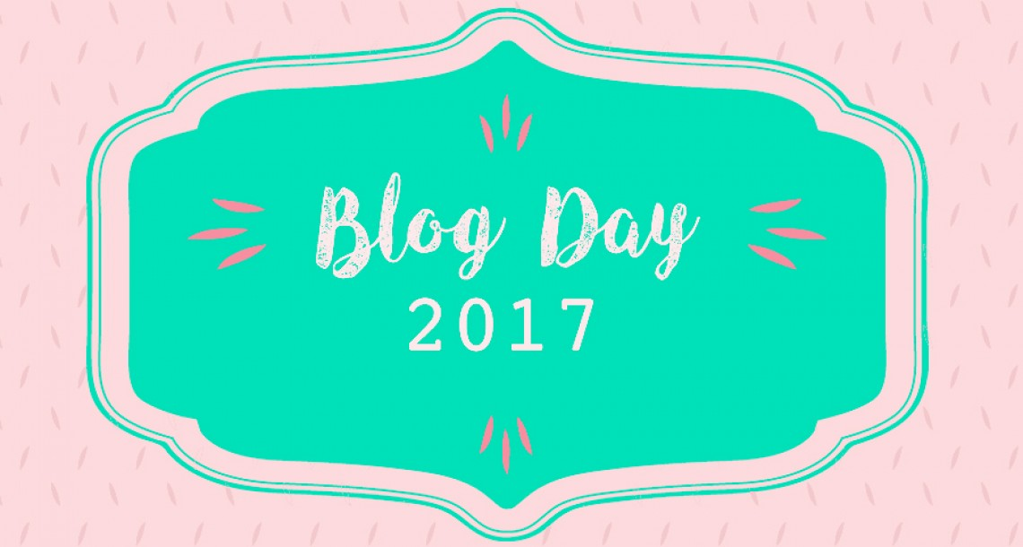 5 בלוגים שמשמחים אותי: בלוג דיי 2017